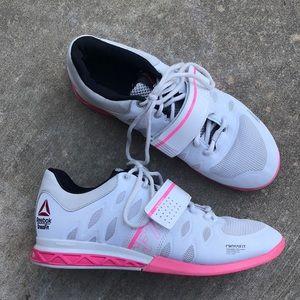EUC Reebok CrossFit CF74 Lifting Shoes